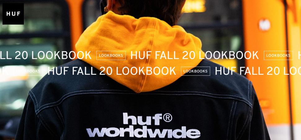 HUF(ハフ)の画像1