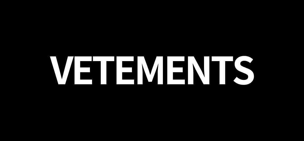 VETEMENTS(ヴェトモン)の画像1