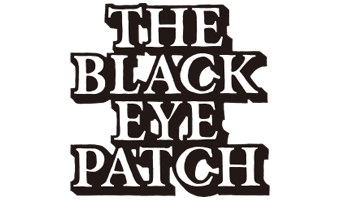 Black eye patchのロゴ画像