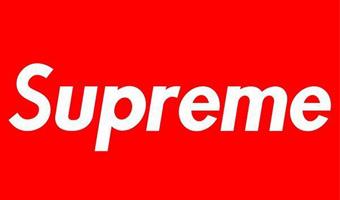 Supremeのロゴ画像