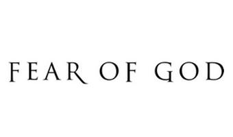 FEAR OF GODのロゴ画像