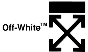 Off-Whiteのロゴ画像