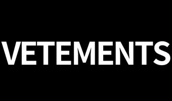 VETEMENTSのロゴ画像