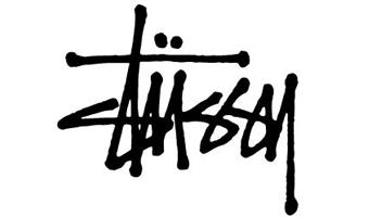 stussyのロゴ画像