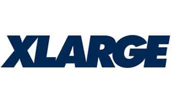 XLARGEのロゴ画像