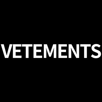 VETEMENTS(ヴェトモン)の画像